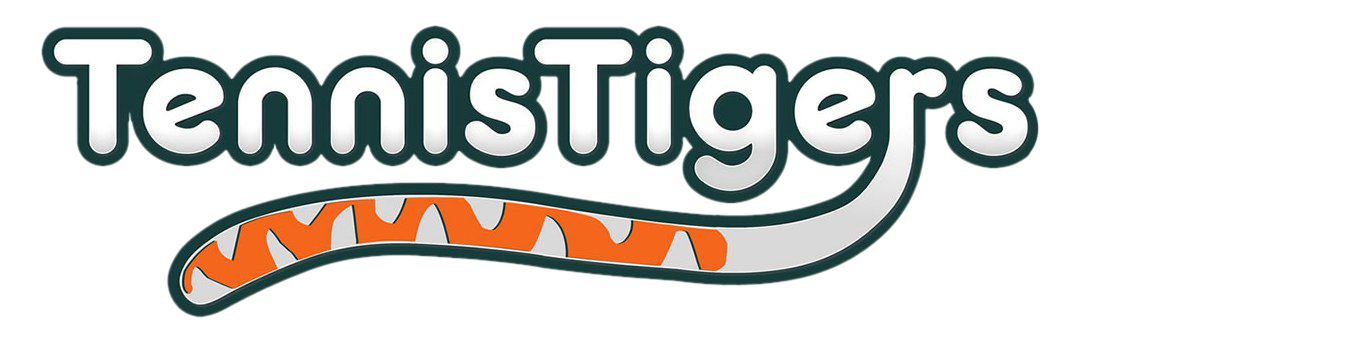 Tennis Tigers transparent logo